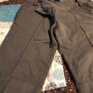 3 pairs of women's slim jeggings